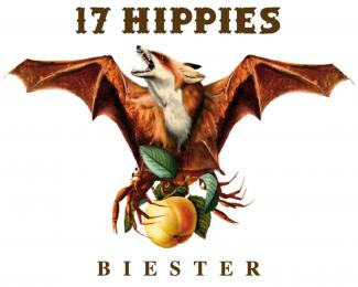 17 Hippies - Biester - Cover